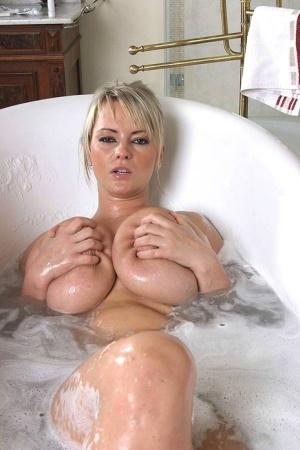 Huge Boobs In Bath Pics