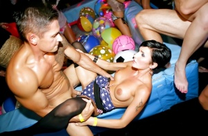 Huge Boobs Orgy Pics