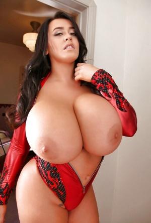 Huge Boobs In Latex Pics