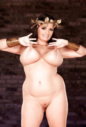Huge Boobs Cosplay Pics