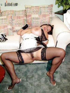 Huge Boobs Maid Pics