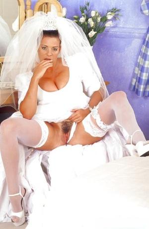 Huge Boobs Bride Pics