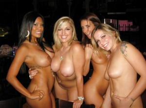 Huge Boobs Party Pics