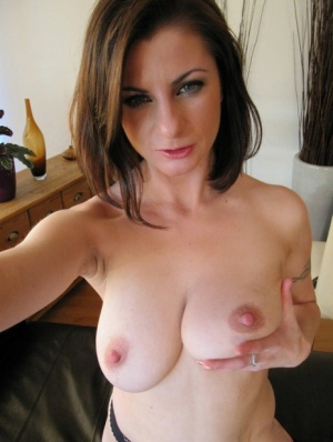 Huge Boobs Selfie Pics